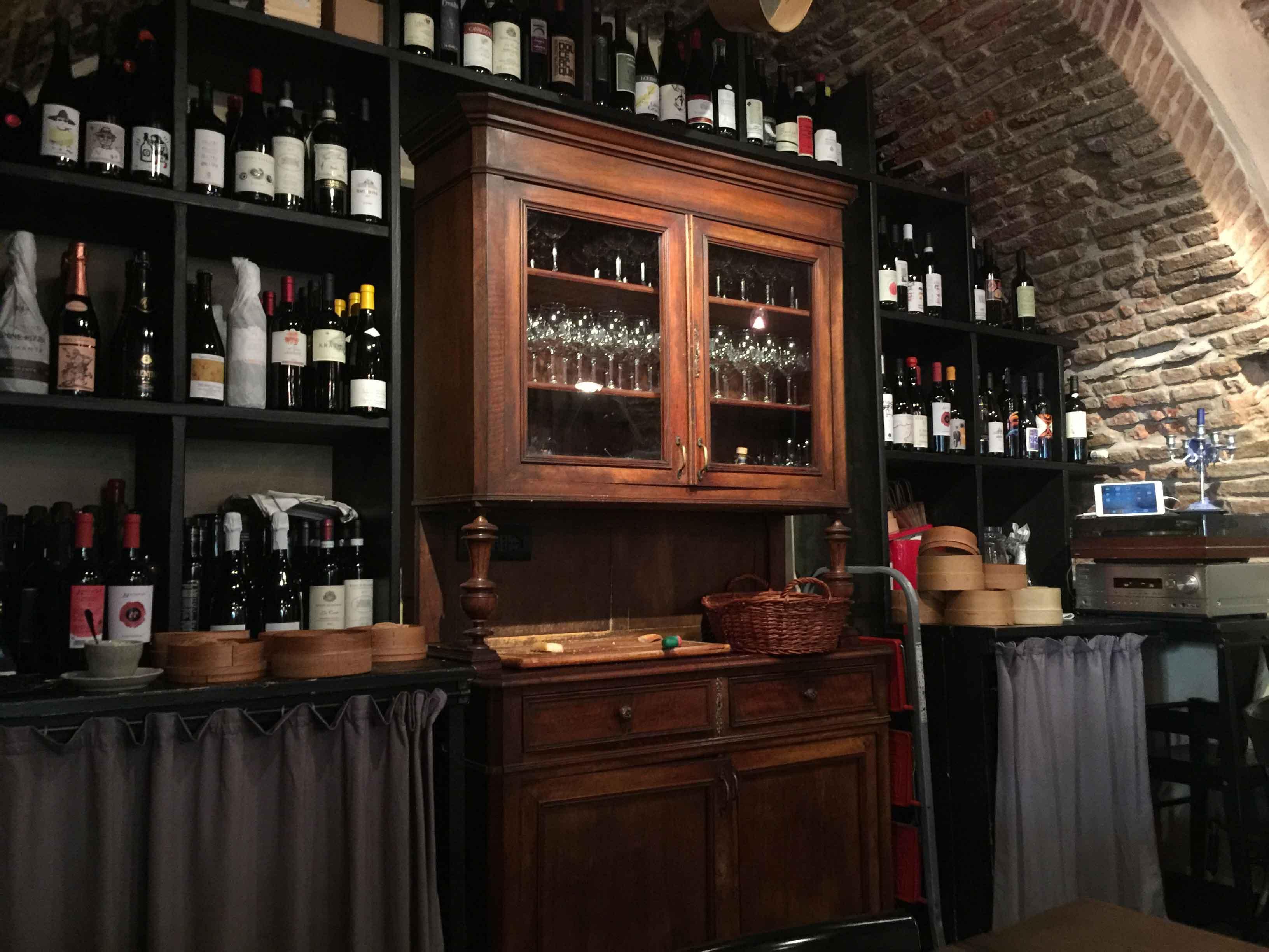 Chiavari cucina ligure a prezzi ottimi alla bottega nazionale - Vino e cucina chiavari ...