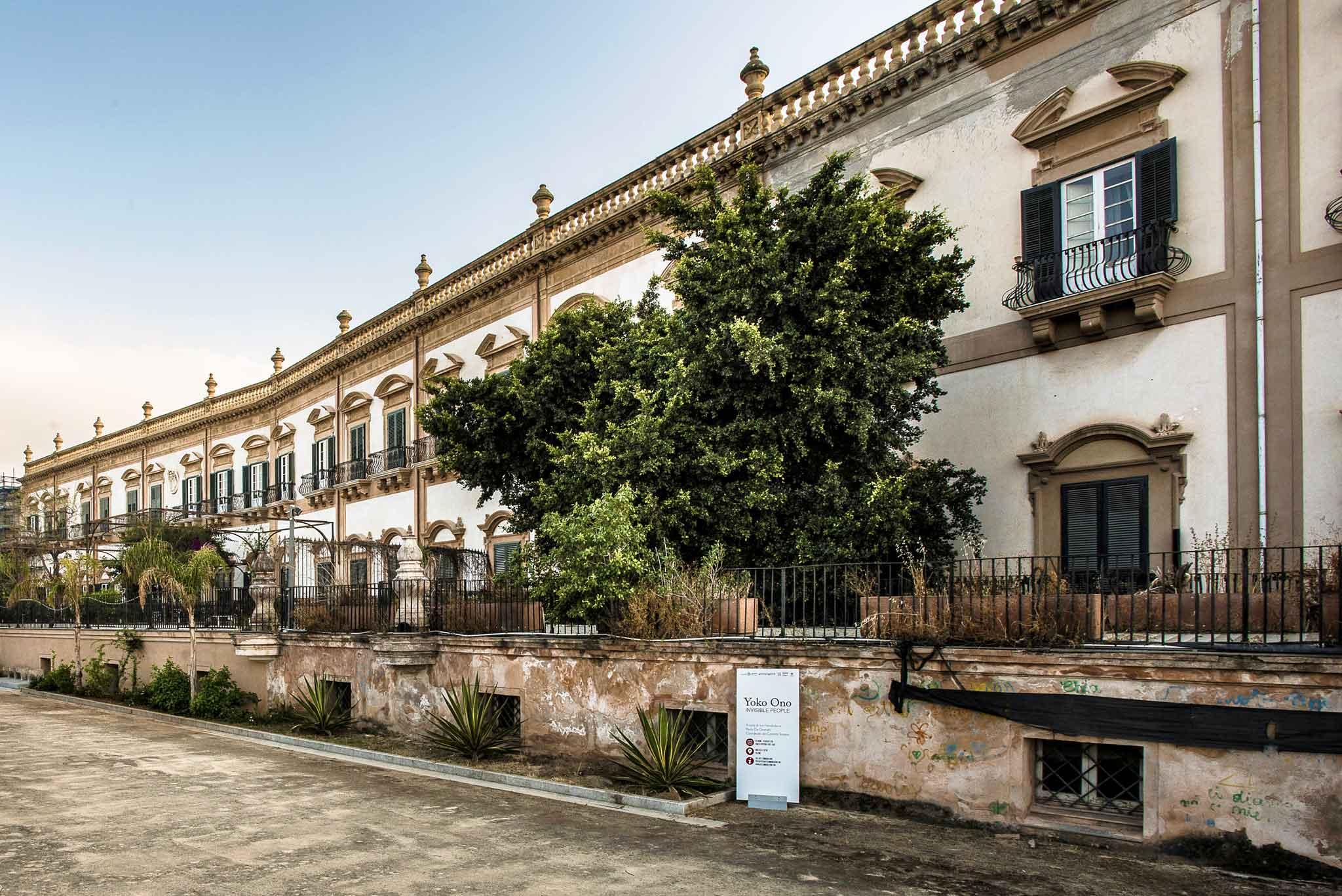 Palermo Apre Le Cattive Dei Tasca D Almerita A Palazzo Butera