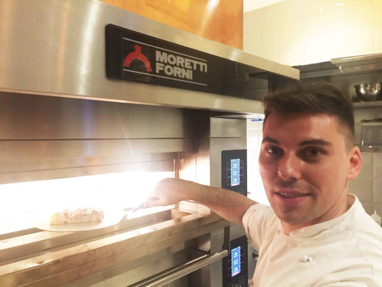 Milano menu e prezzi di pizzottella nuova pizzeria di - Pizzeria milano porta romana ...