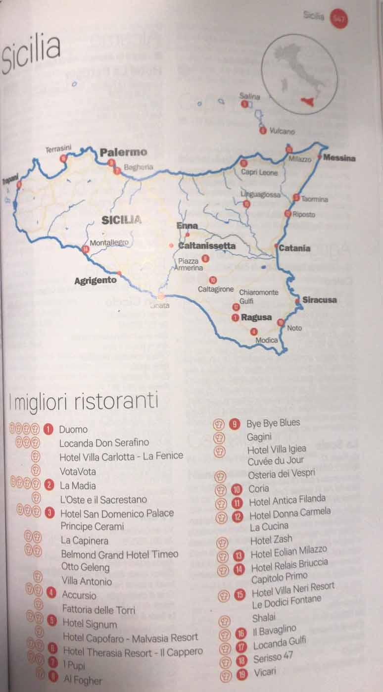 I migliori ristoranti della Sicilia 1d58b52246fd