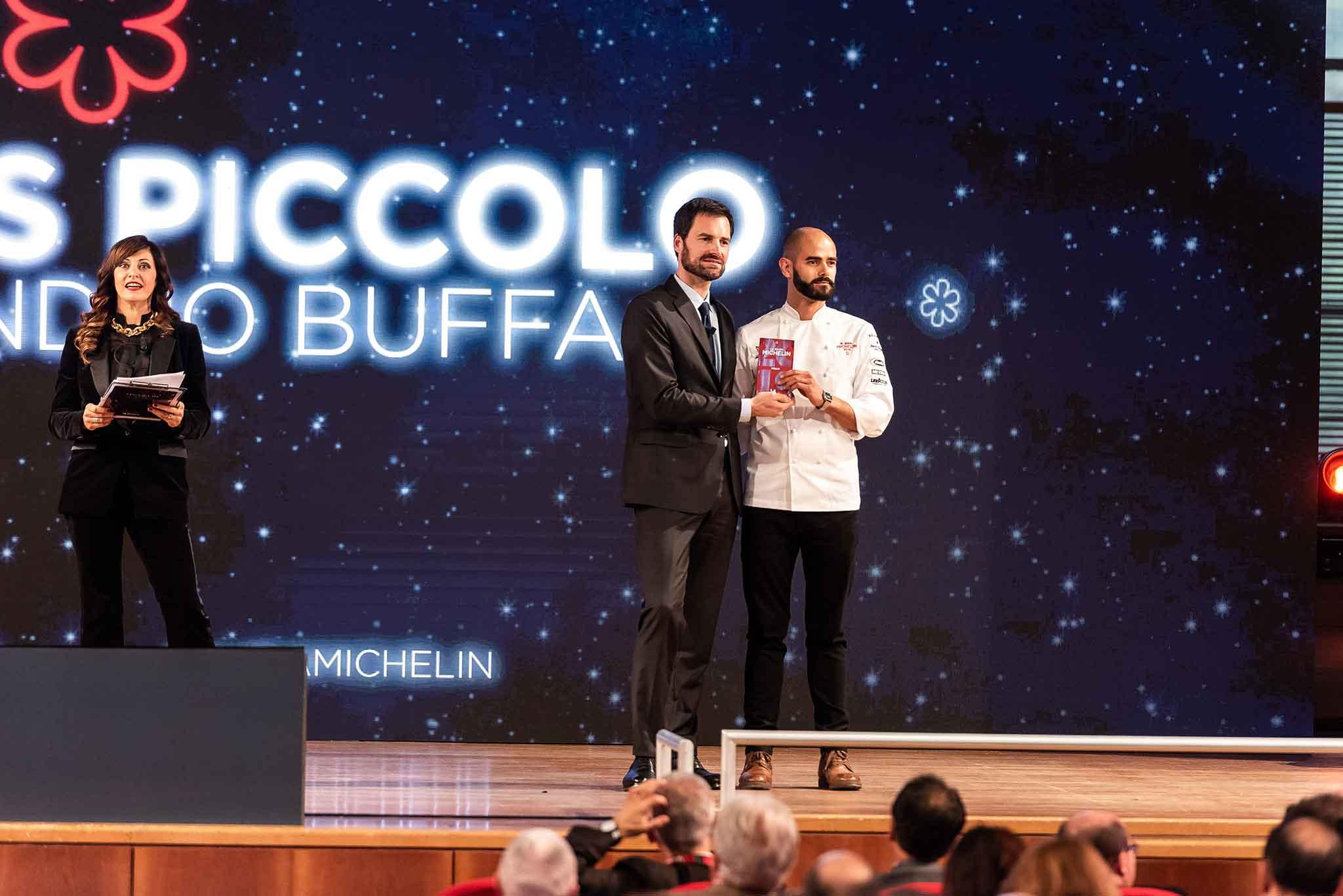 Ristorante La Credenza Michelin : Guida michelin 2019. tutti i numeri e le stelle regione per