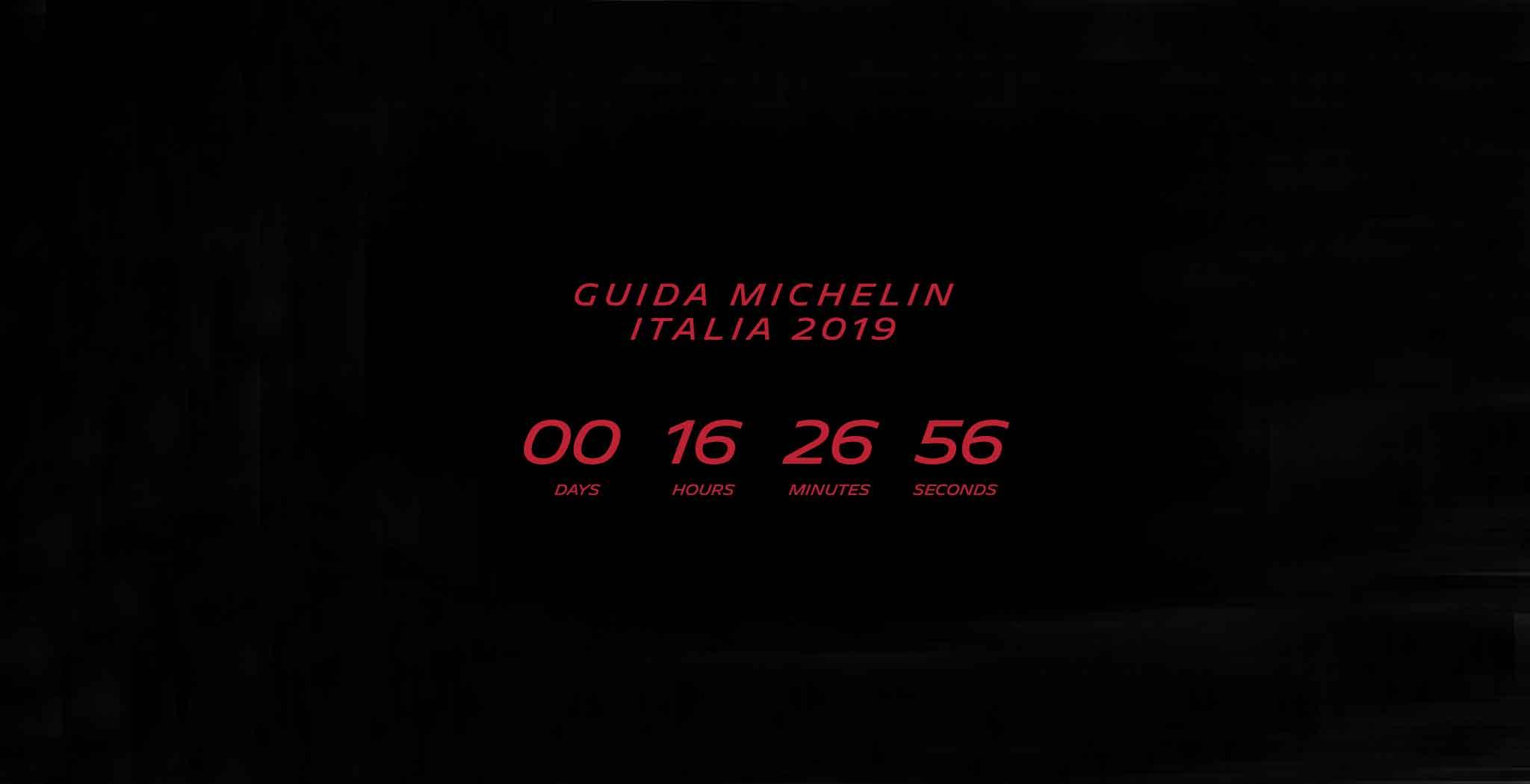 La Credenza Michelin : Guida michelin 2019. la diretta ufficiale su scatti di gusto