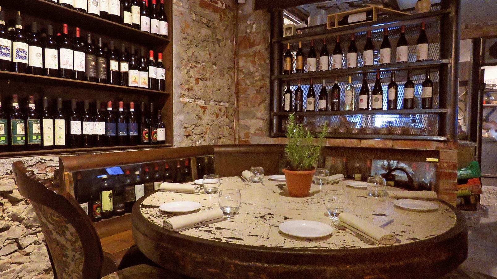 Simbiosi Firenze vino