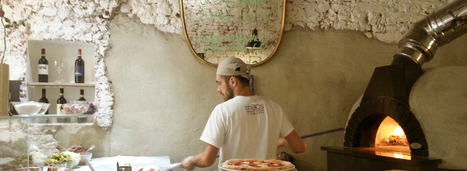 Simbiosi pizza Firenze