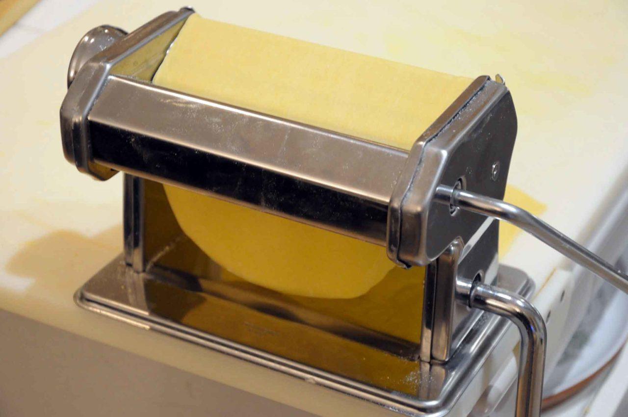 Pasta fresca macchinetta