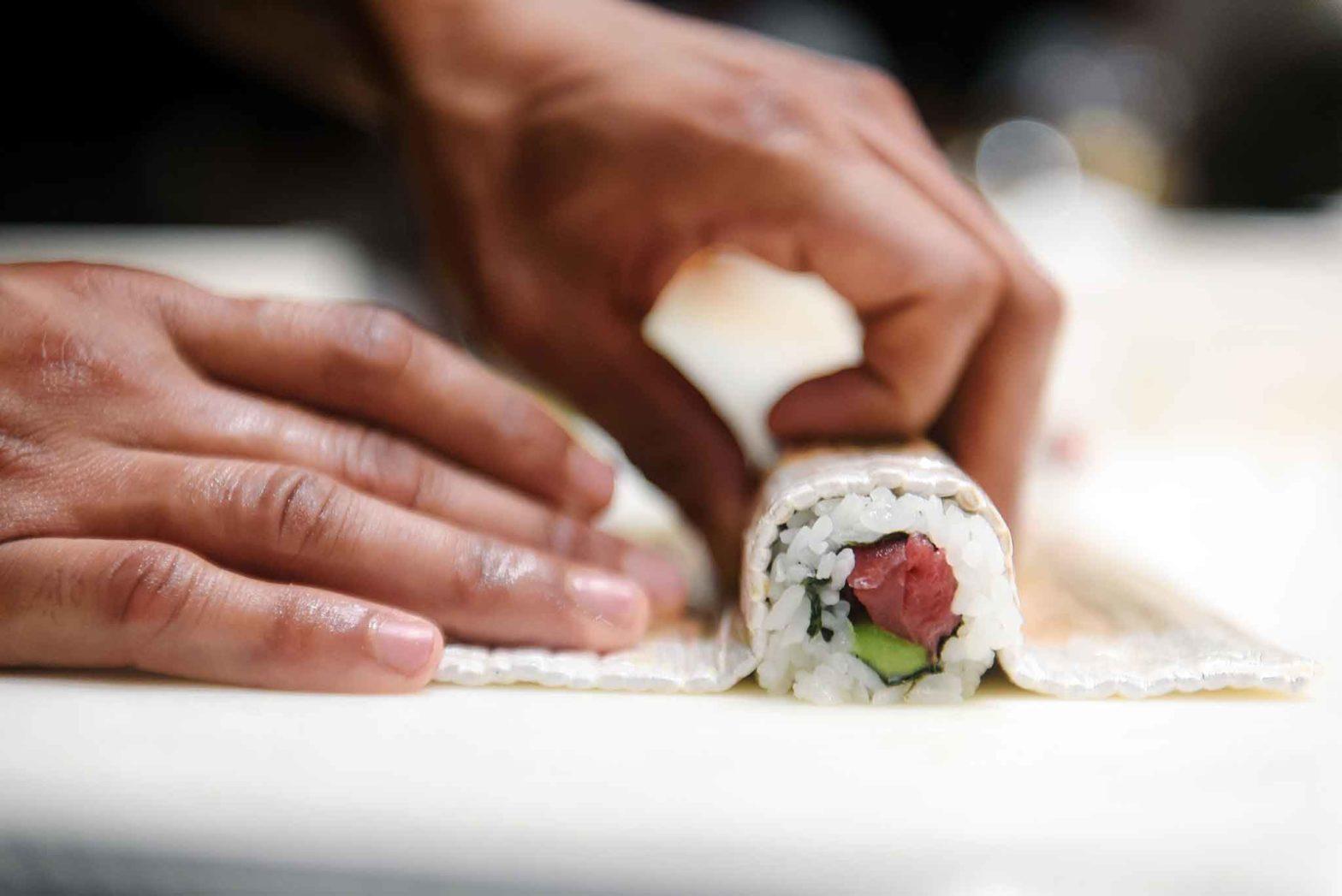 ristorante giapponese Milano Nishiki