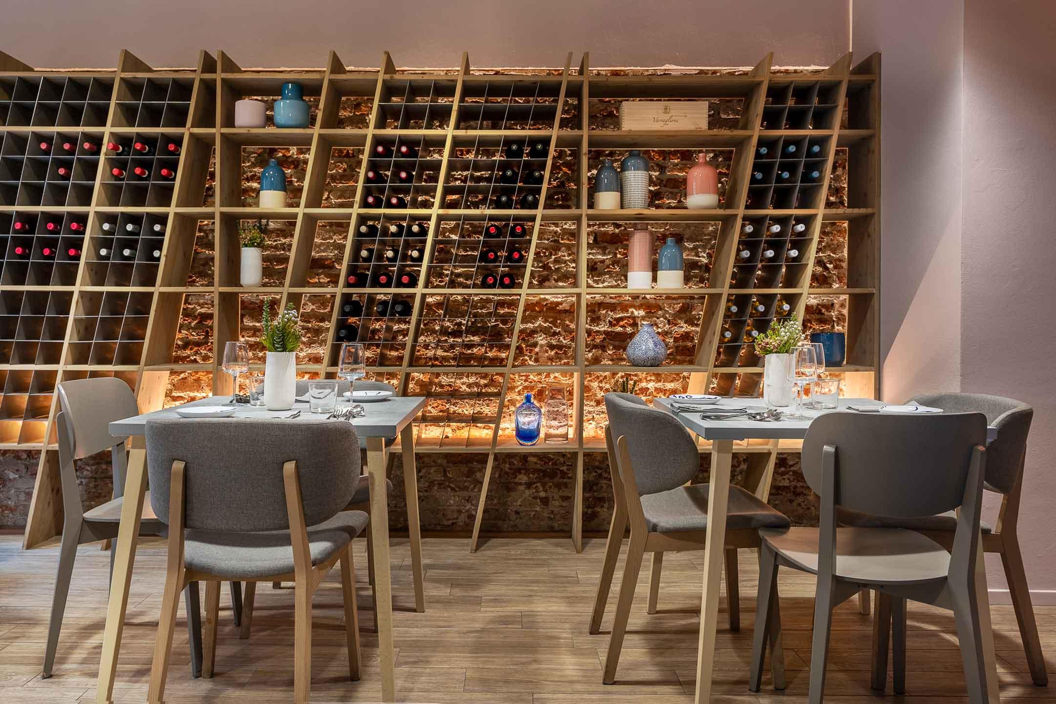 Insieme Restaurant interno
