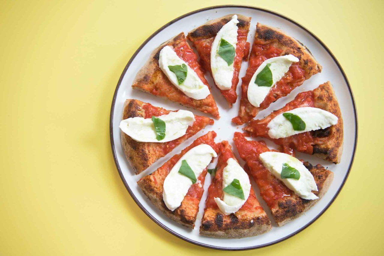 pizza di Berberè