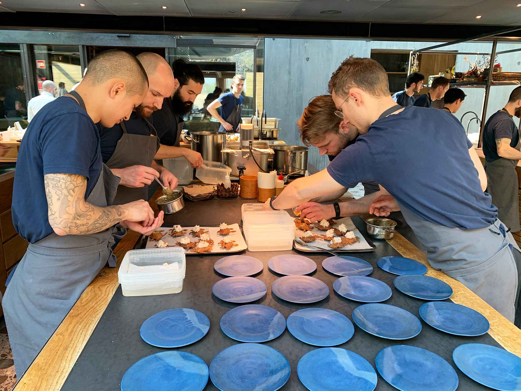La cucina del Noma 2.0, Copenhagen
