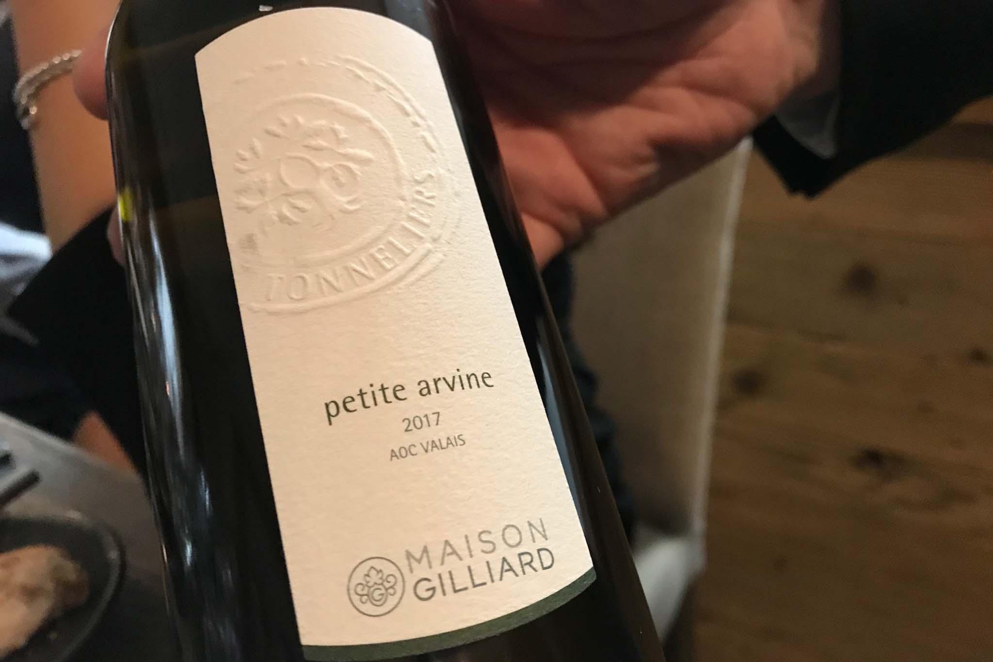Roots ristorante didattico Les Roches Svizzera vino cantone Valais