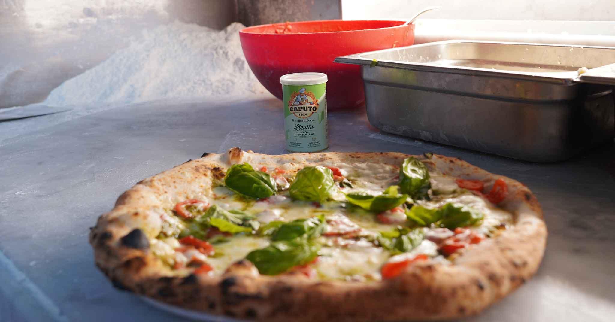 Ricetta Pizza Napoletana Lievito Secco.Lezioni Di Pizza I Vantaggi Del Lievito Secco Italiano