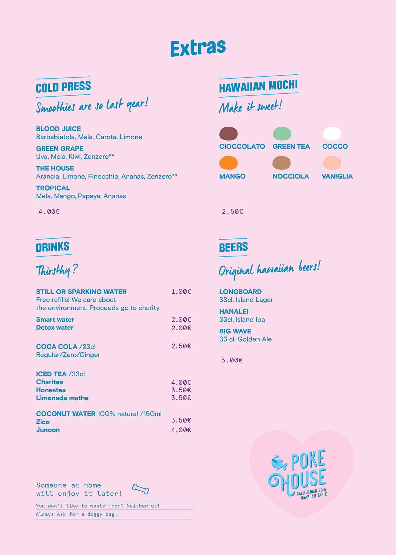 Milano. Menu e prezzi di Poke House che ha aperto a Citylife