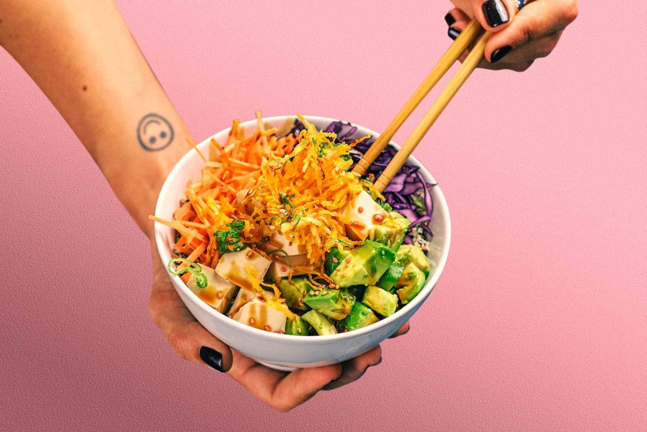 Tendenze cibo poke bowl