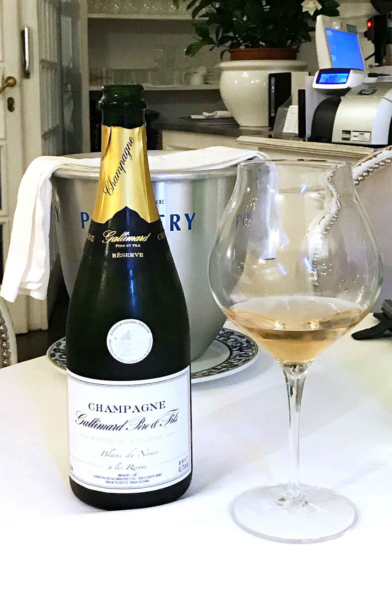 Chinappi champagne in zona arancione