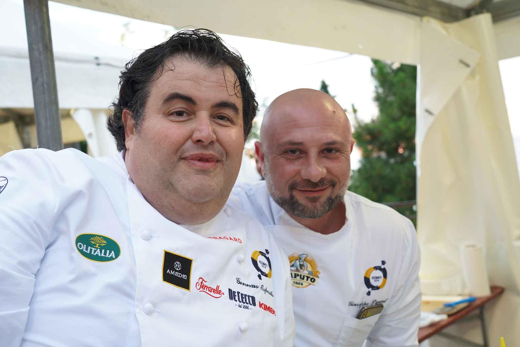 Gennaro Esposito e Giuseppe Pignalosa