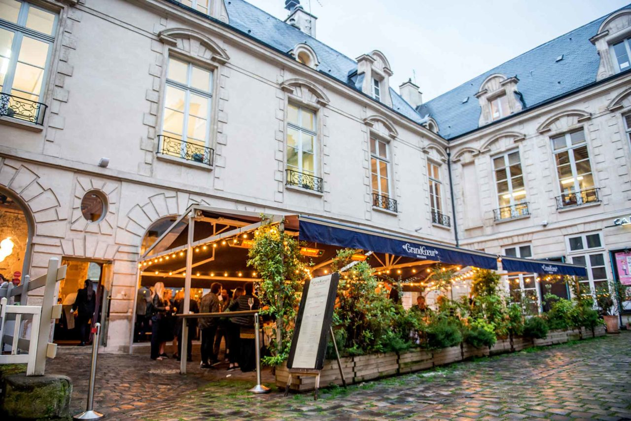 ristorante a Parigi