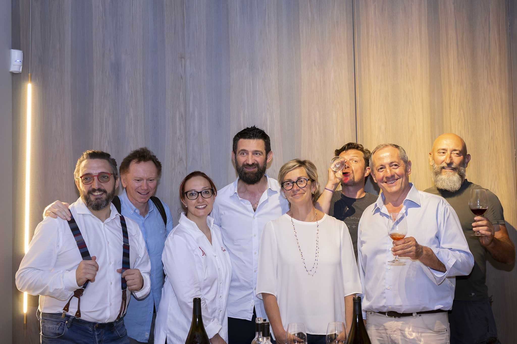 Marconi fratelli Mazzucchelli e produttori vino bio