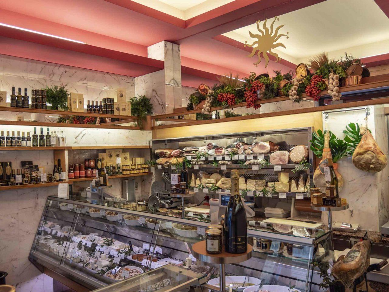 Migliori ristoranti di Milano: Peck, la bottega