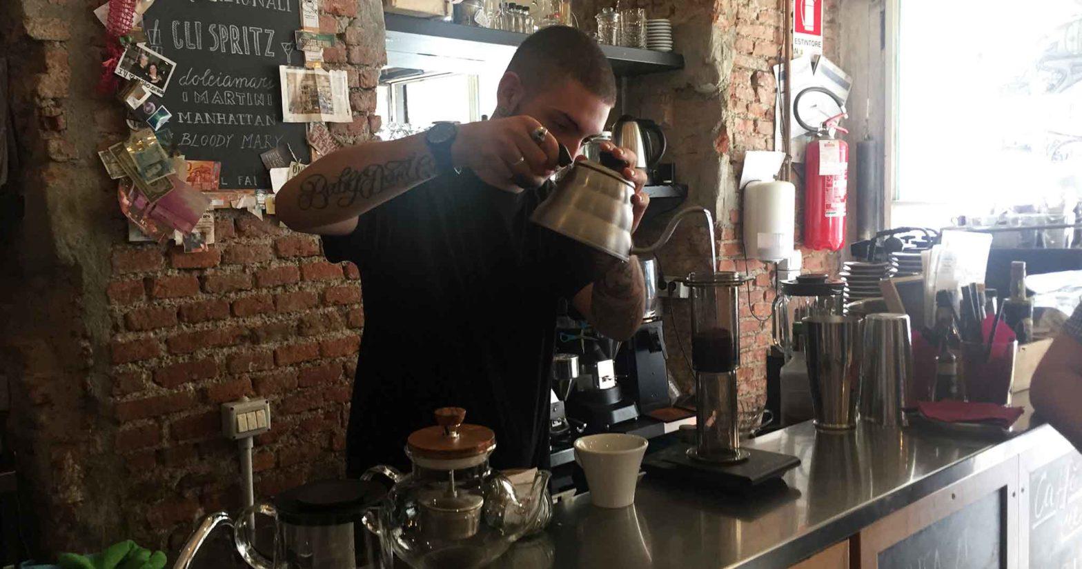 taglio milano specialty coffee caffè