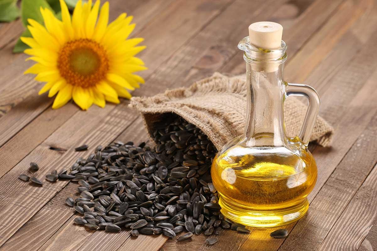 olio di semi di girasole