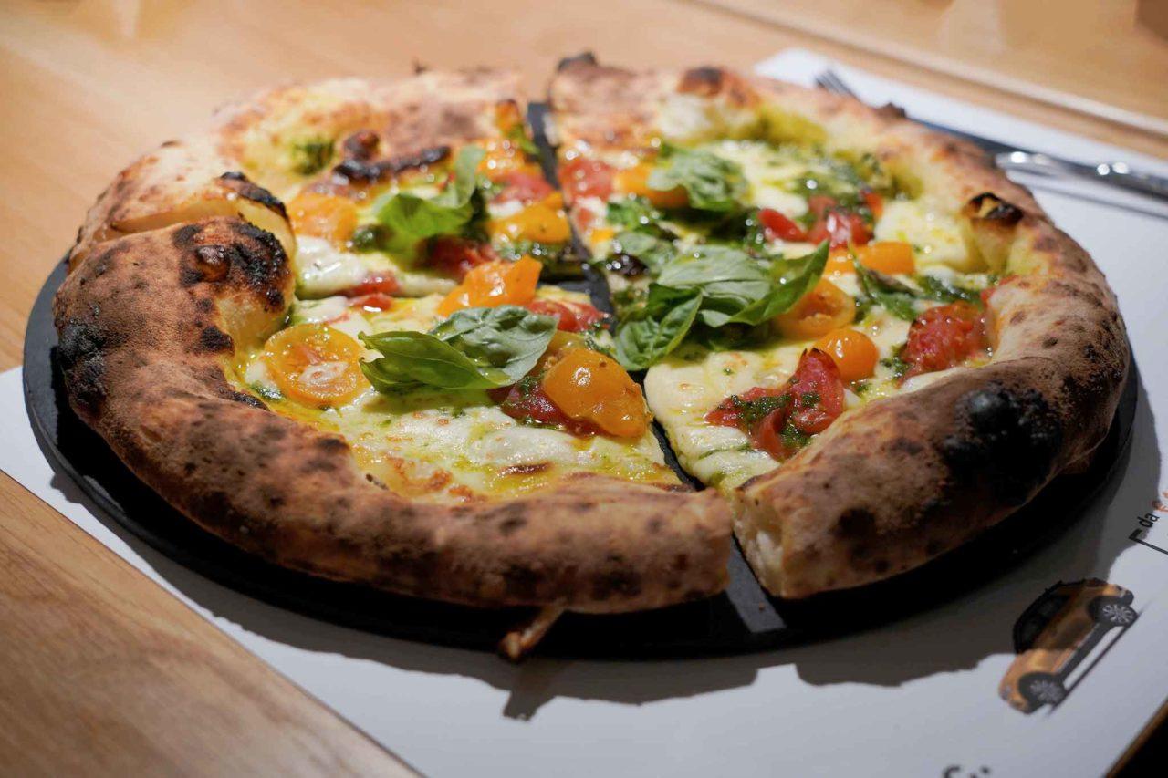 pizza Mediterranea Giuseppe Pignalosa