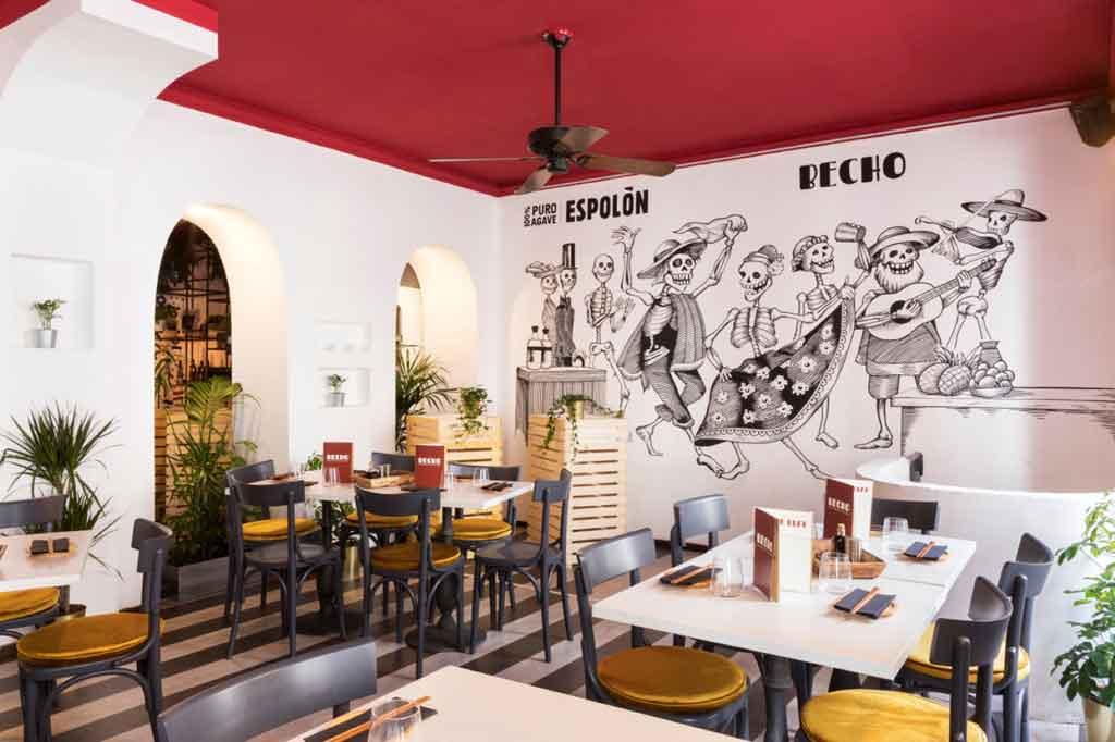 Becho best choice milano murale interno dia de los muertos messicani