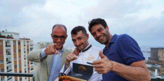 Dolce San Gennaro vincitore contest Raffaele Barresi Antimo e Mauro Caputo