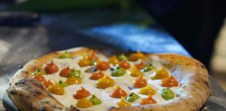 Pizza e calorie