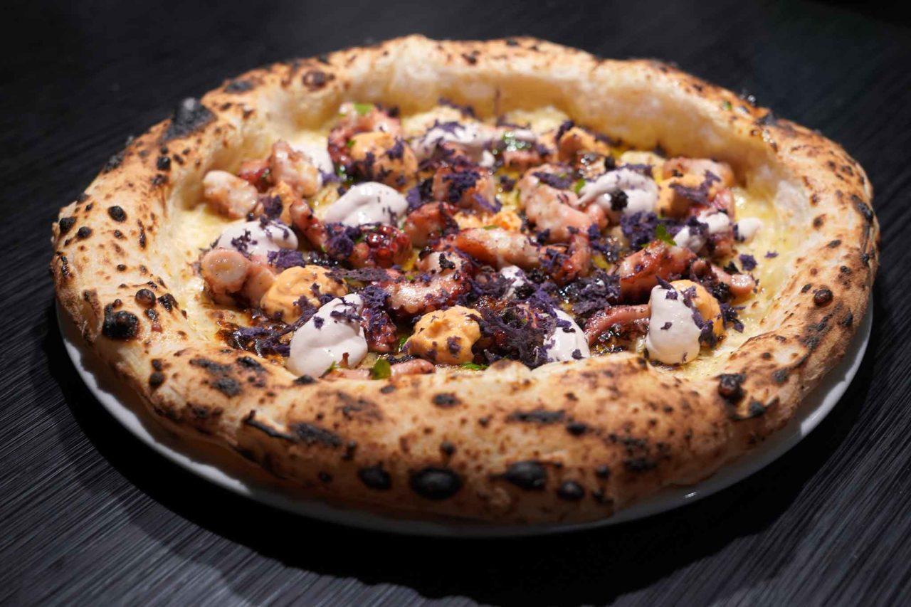 Pizzeria Salvatore Lioniello a Succivo recensione pizze menu estate