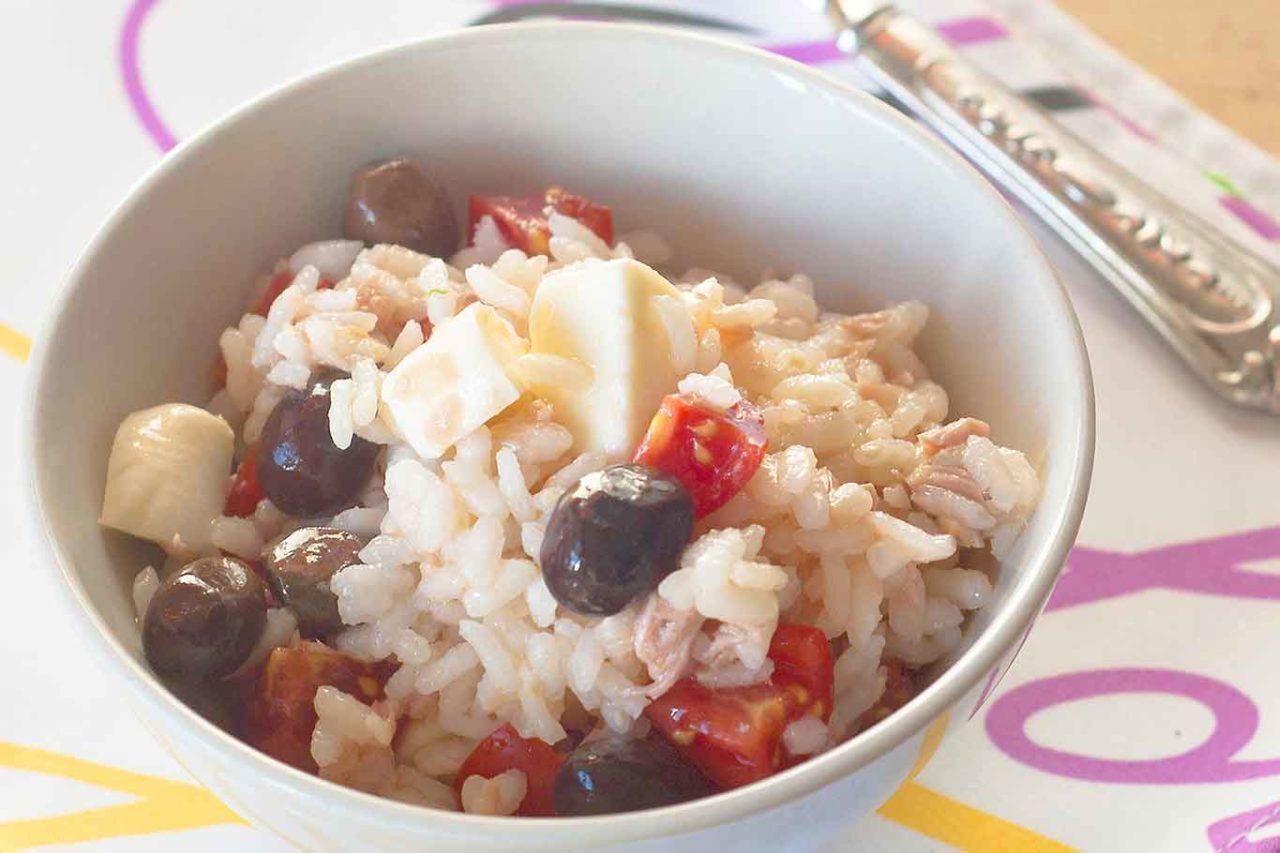 insalata di riso perfetta