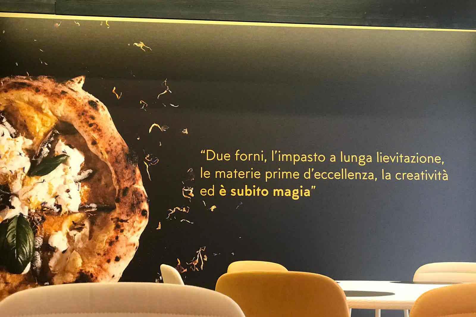 Salerno Menu E Prezzi Di Granammare Pizzeria Che Apre Con