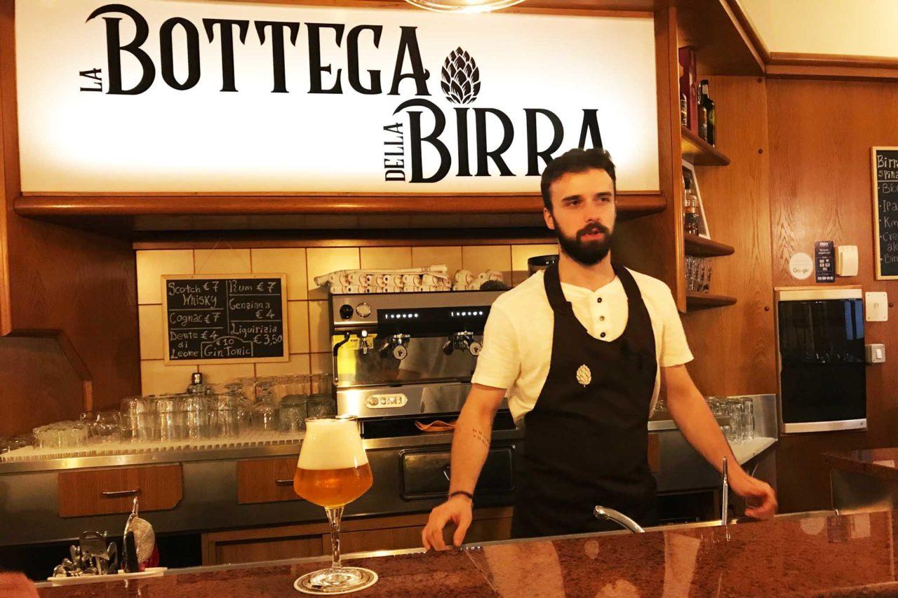 La Bottega della Birra Paolo Orsini