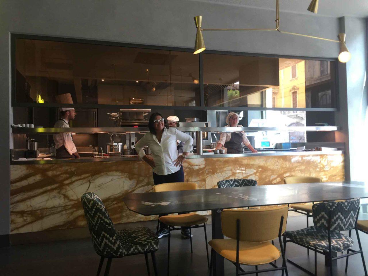 142 restaurant sandra ciciriello cucina chef