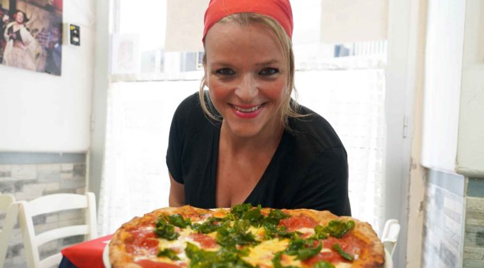 teresa iorio pizza donna influencer