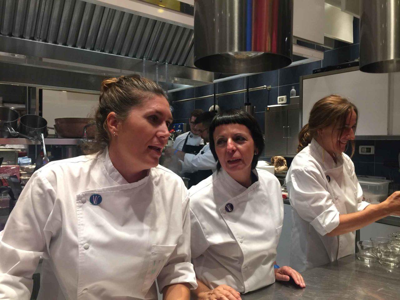 ristorante ViVa Viviana Varese le chef Maca De castro fina Puigdevall maria solivellas