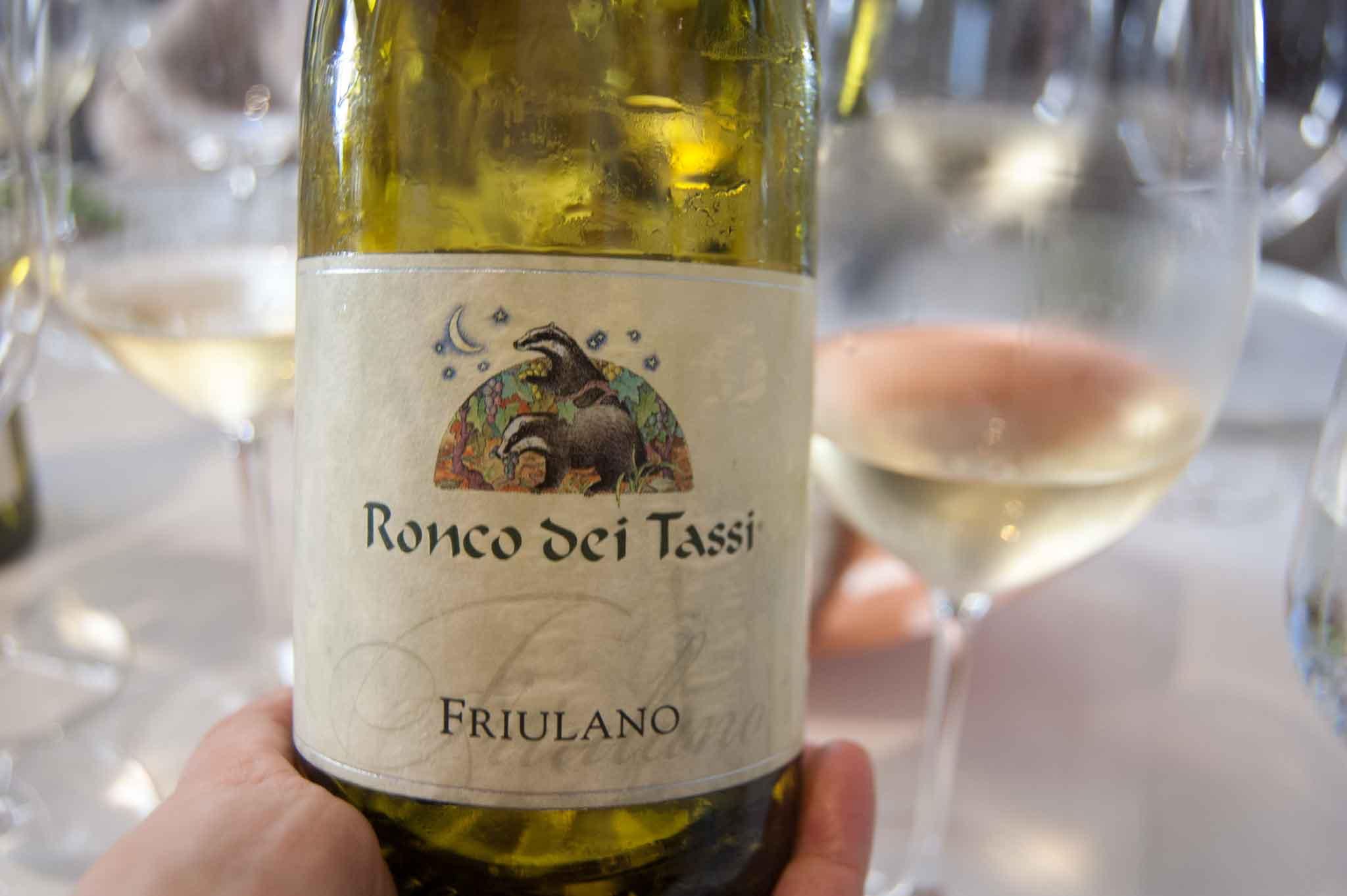 Miglior vino Friulano