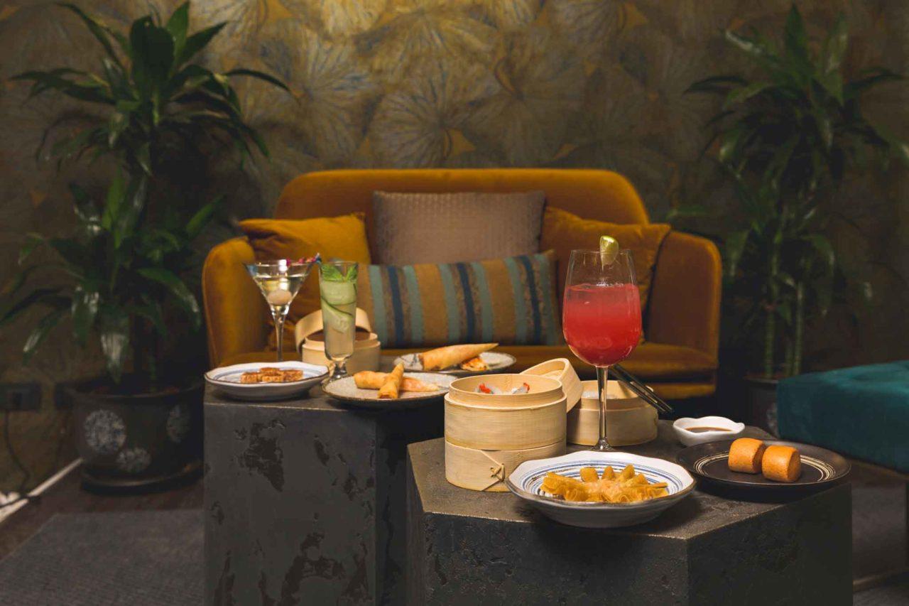Ristorante cinese con cocktail bar
