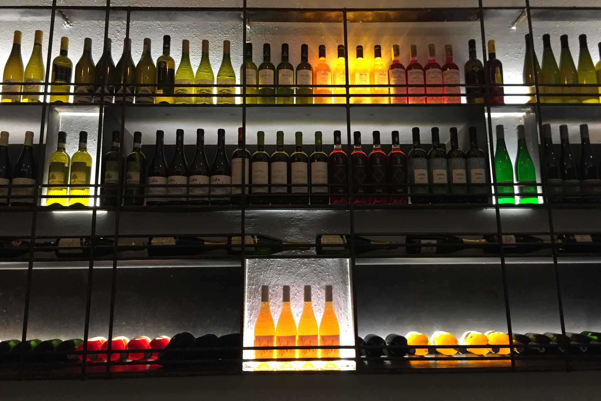 la bottiglieria di Immorale milano
