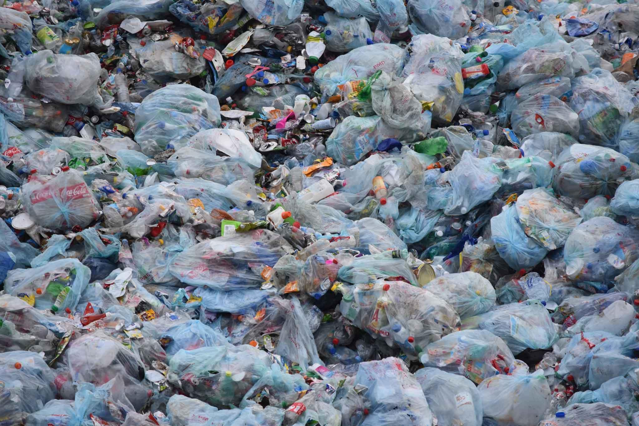 plastica inquinante