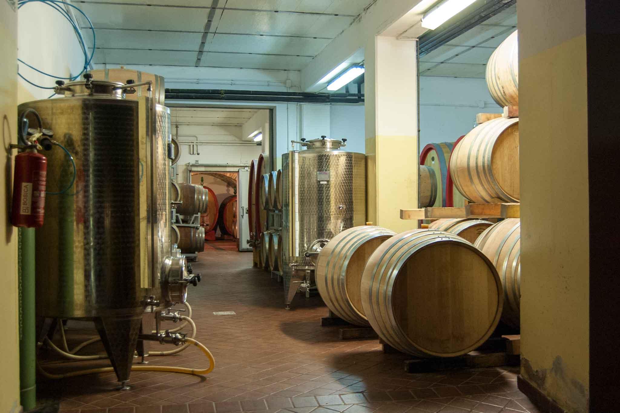 miglior vino in barrique
