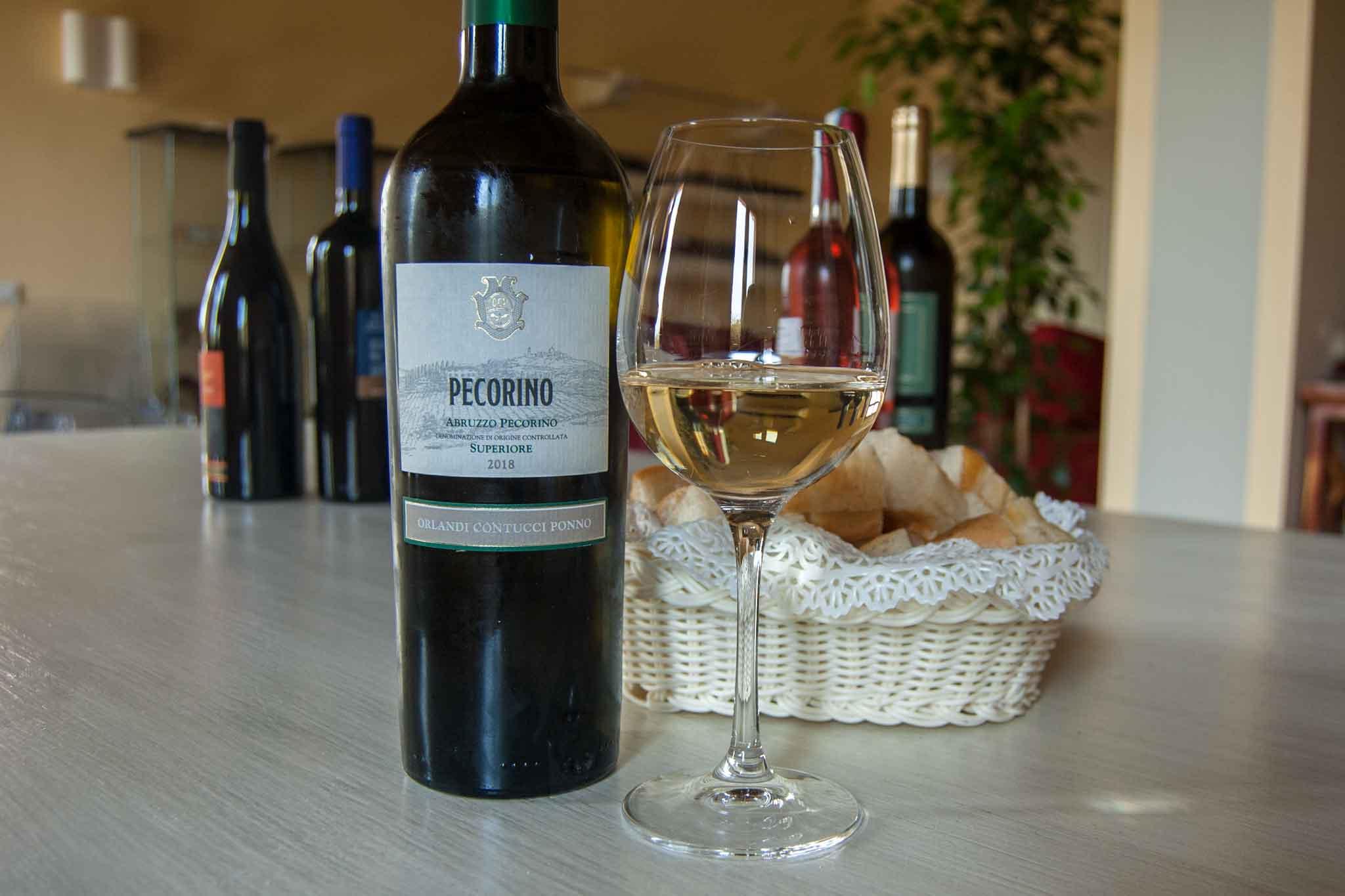 vino tipico abruzzese