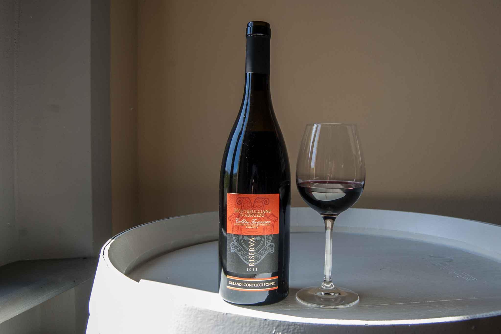 miglior vino rosso strutturato