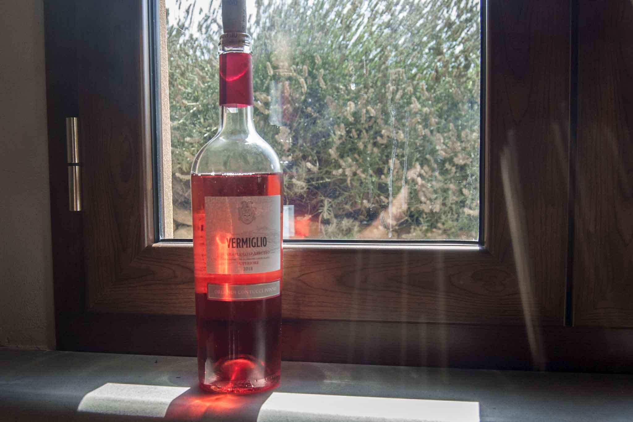 miglior vino rosato cerasuolo