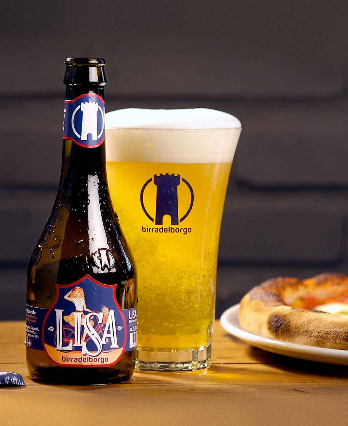 pizza e birra del borgo