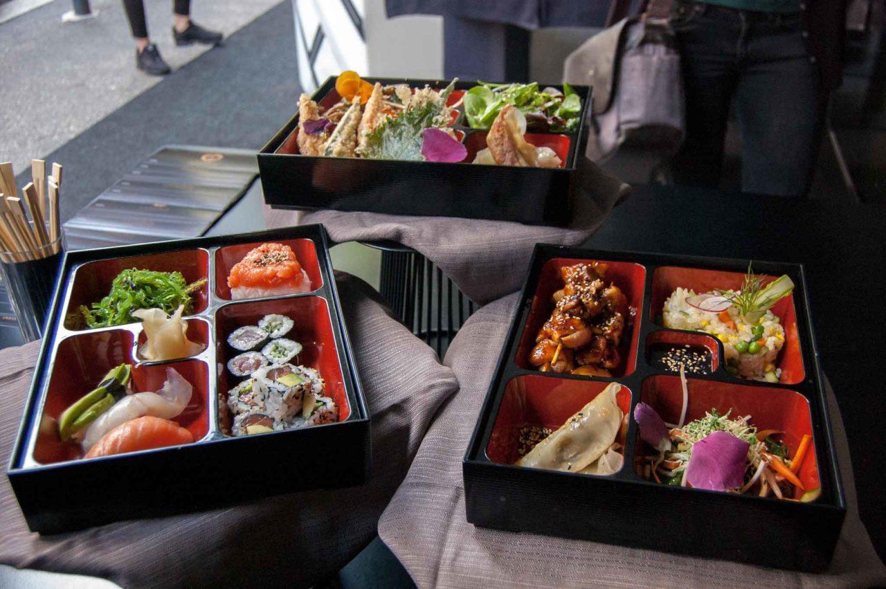 ristorante giapponese aperto a pranzo