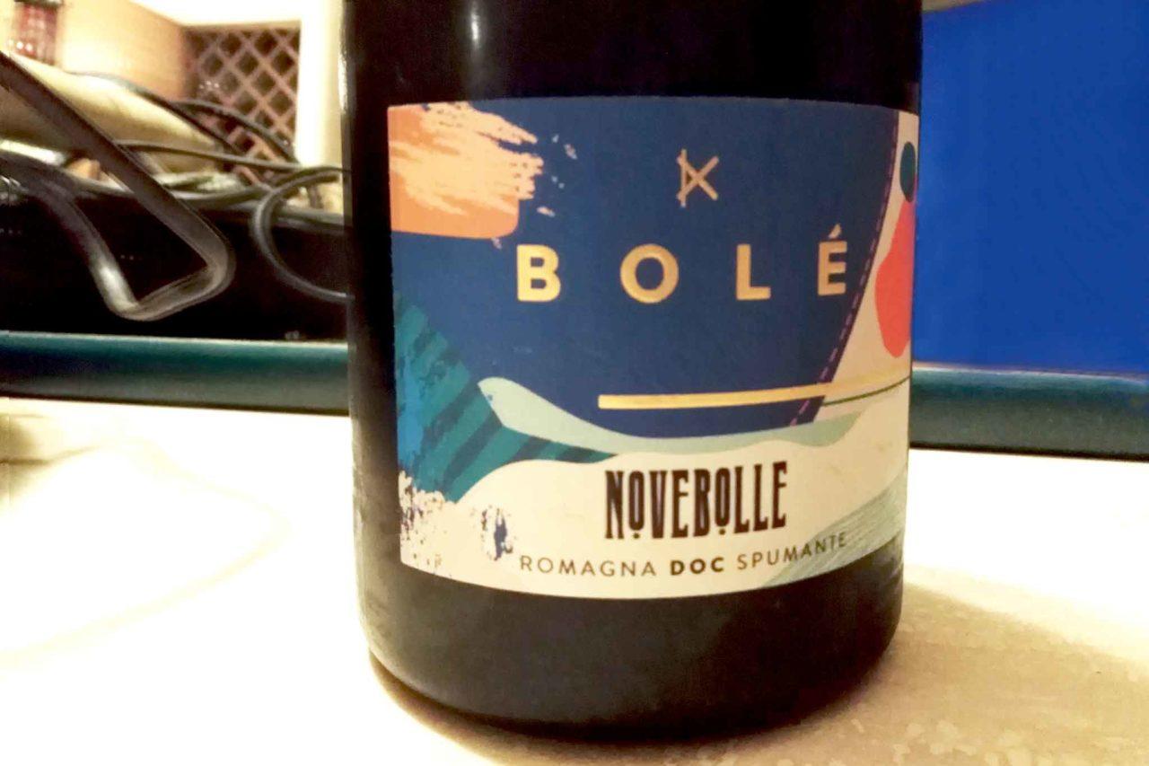 nuovo vino spumante