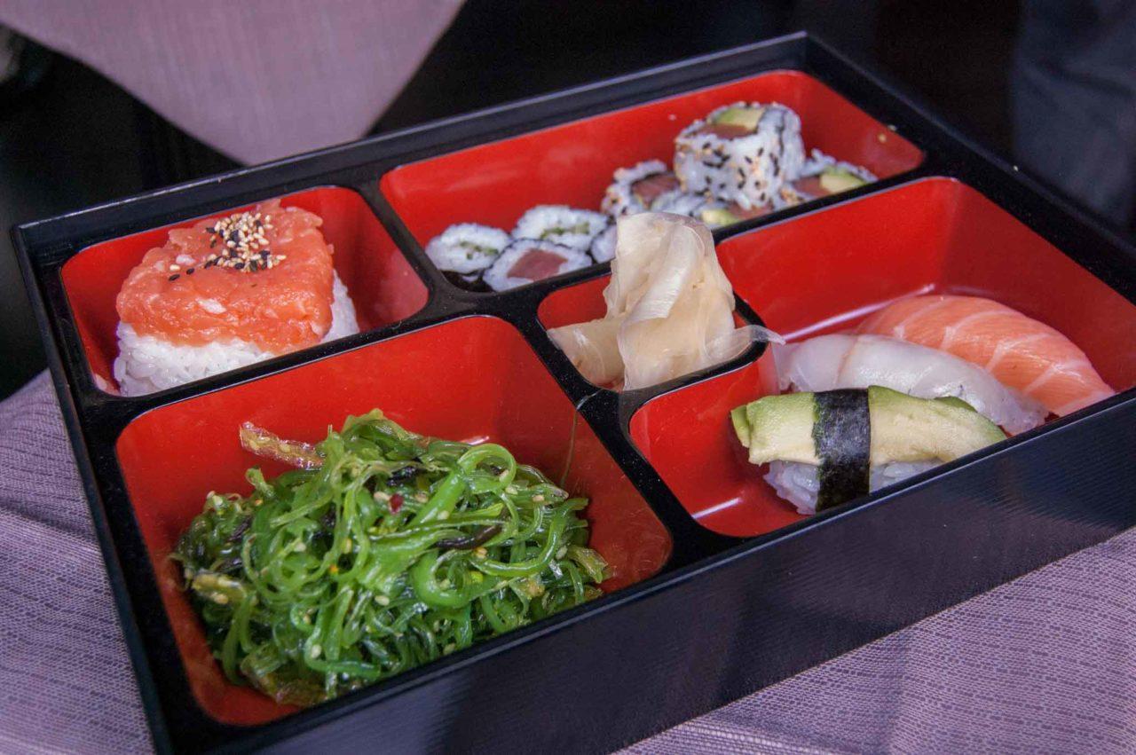 ottimo sushi roma centro a pranzo