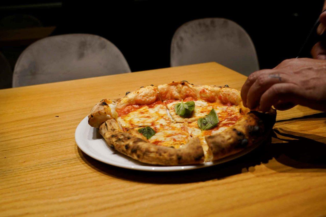 Pizzeria Le Parùle Ercolano nuova apertura menu e prezzi