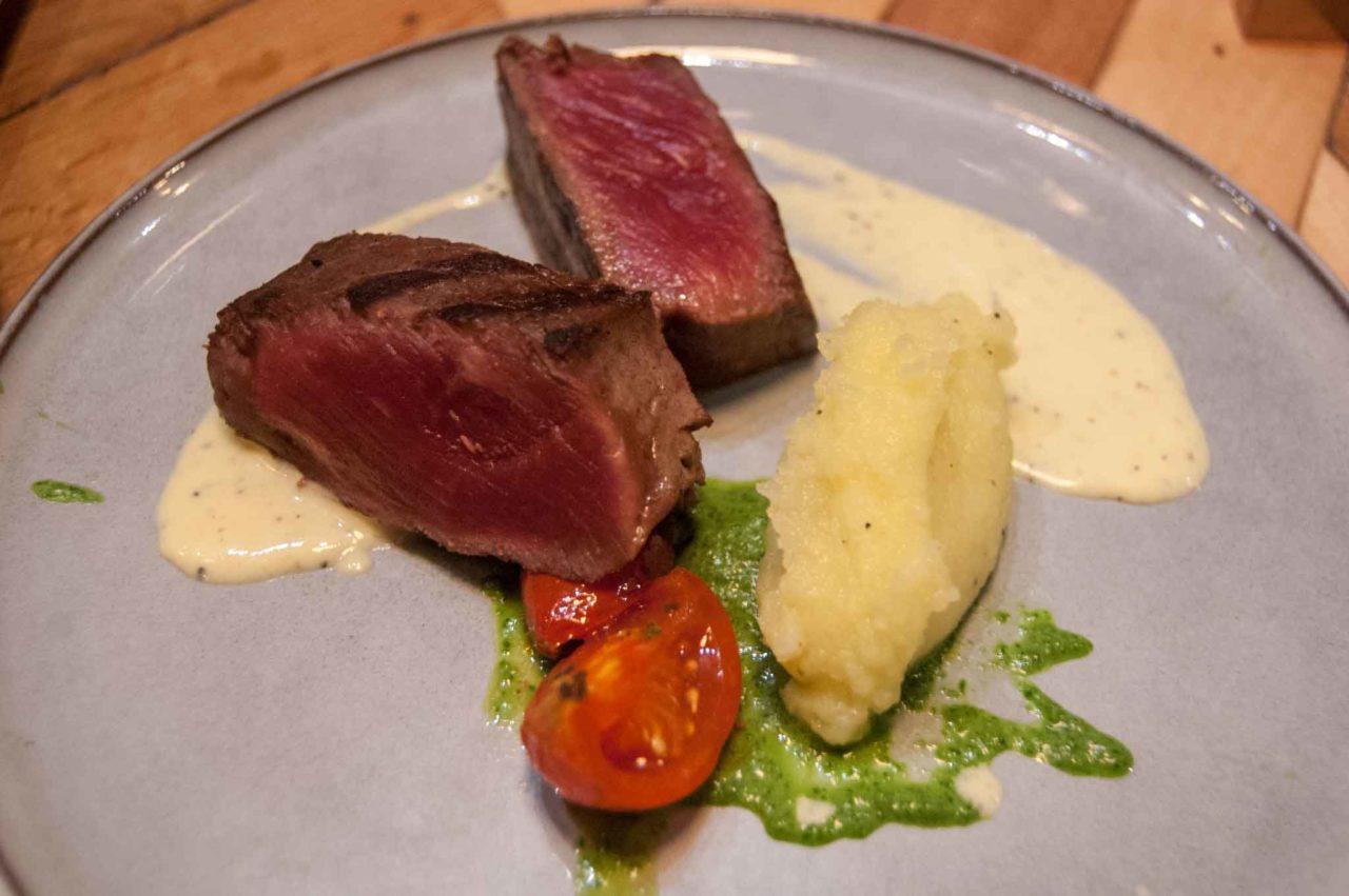 miglior ristorante con menu di carne
