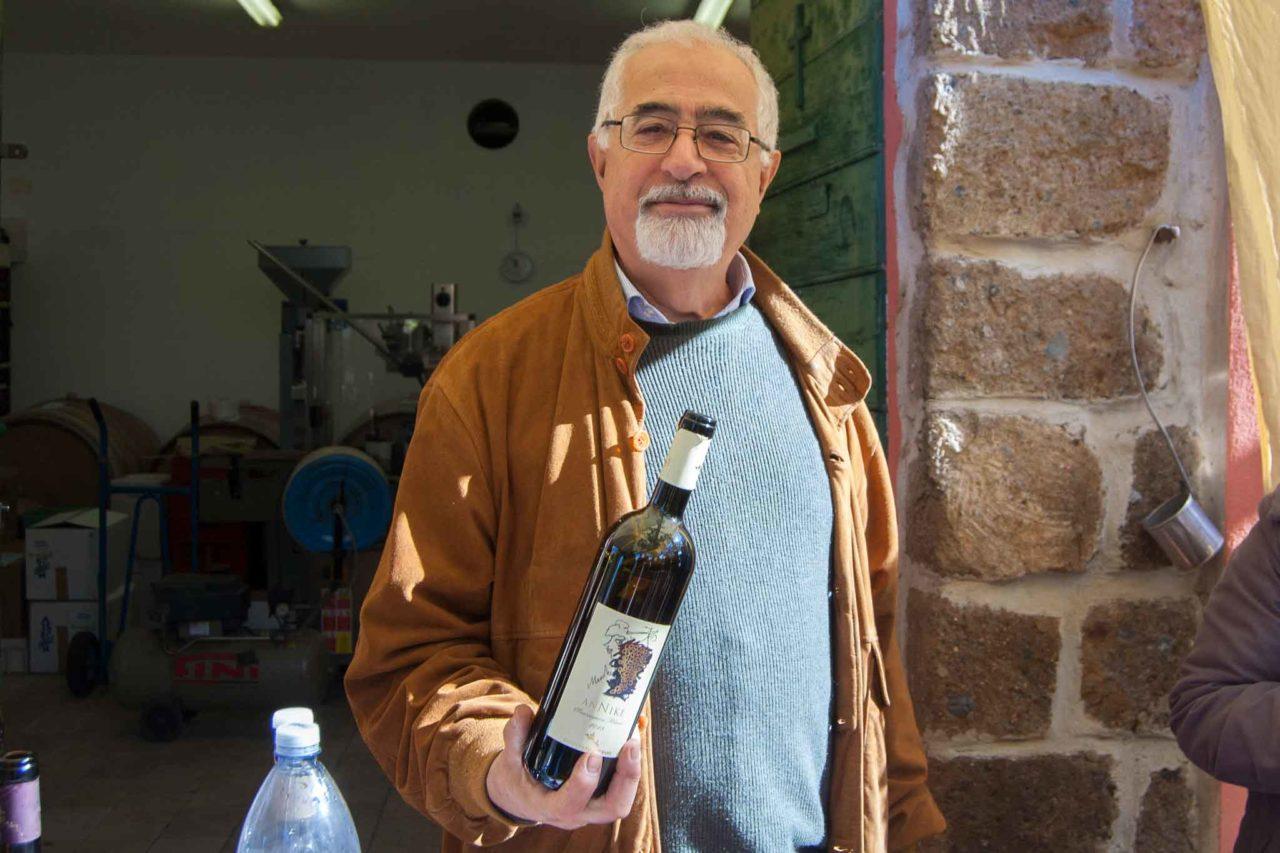 Ottimo vino dei Castelli Romani